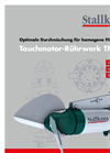 Submersible Motor Mixer - Brochure