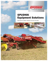 Spudnik Small - 2010 - Brochure