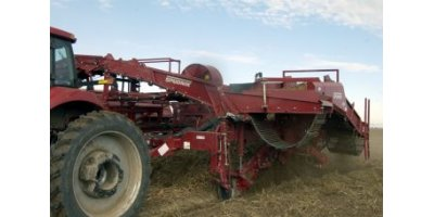 Spudnik - Model 5630 - 3 Row Harvester