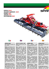 EN/R - Rotary Harrow Brochure