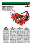 Model SMP - Pneumatic Seed Drill - Datasheet