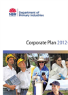 NSW DPI Corporate Plan Brochure