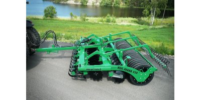 Kivi-Pekka - Model DH Series - Disc Harrow
