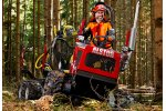 ALSTOR 8x8 - Model 821 - Forwarder Petrol Trailer