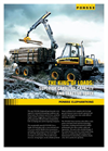 Ponsse Elephantking - Model K100+ - Forwarder Brochure