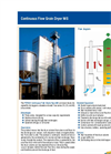 Model WS - Continuous Flow Dryer Brochure