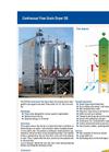 Model DS - Continuous Flow Dryer Brochure