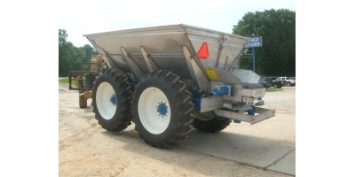 Diversified - Fertilizer and Lime Spreaders