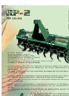 Rotary Tillers RP-2 Brochure