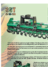 Model GDT - Rotary Cultivator Brochure