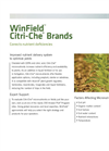 Citri-Che Copper  Brochure