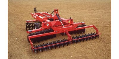 Model DBxP & DBxPT  - Disc Cover Corp Harrows