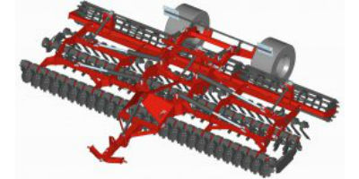Model DBMx - Mulching Disc Harrows