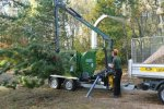 Model PTH 300  - Drum Chipper