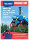 Eco - Model Keto-150 - Processor Harvester Head Brochure