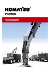Model 830.3 - Forwarder Brochure