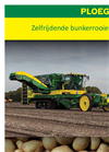 Ploeger - Model BP 2100 - Self-Propelled Bean Picker Brochure