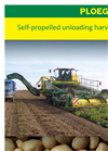 Model AR 4W - Self-Propelled Four-Row Trailer Harvester Brochure