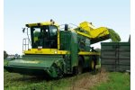 Model BP 2100 - Self-Propelled Bean Picker