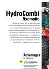 HydroCombi Fixomatic - Hydraulic Firewood Splitter Brochure
