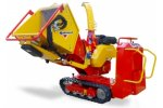 Rabaud - Model XYLOCHIP 100C - Track Wood Chipper