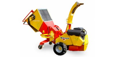 Rabaud - Model XYLOCHIP 100DA - Wood Chipper Self Propelled