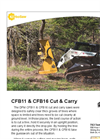 Feller Buncher - Brochure