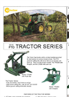 Model TR3200 - Tractor Tree & Brush Cutters - Brochure