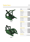 Model LT3200, TR3200 - Tractor Saws - Datasheet