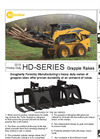 HD-Series - Grapple Rakes - Brochure