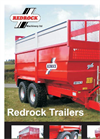 Redrock - Grain and Silage Tipping Trailers Brochure