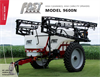 Model 9600N - Pull Type Sprayer Brochure