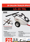 Model LG-20-TRL - Trailer Sprayers Brochure