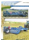 TIREX - TX 300 - Cultivator Brochure