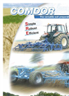 COMDOR - Model SP 3000 SPR - Seed Bed Preparation Soil System Brochure