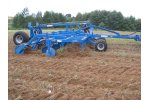 STORM   - Model VGX  75/800 - Combined Disc or Rotor Stubble Shares