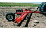 Rock Windrowers - Model RW850 and RW1200 - Rock Picker