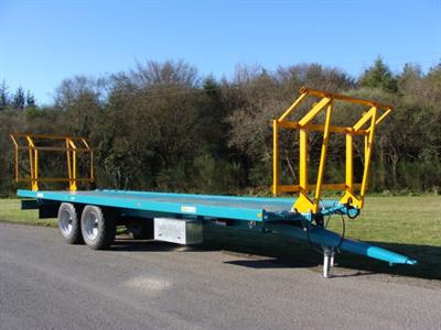 Rolland - Model RP 9004 SP - Flat Bed Trailer