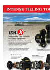 Model IDA-X - Independent Disc Assembly for Tillage Equipment Brochure