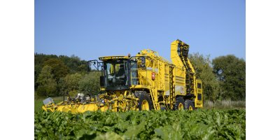 euro-Tiger - Model V8-4 - Sugar-Beet Harvester