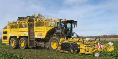 Tiger  - Model 5 XL - Sugar-Beet Harvester