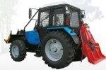 Model TTR-401M - Skidding Tractor