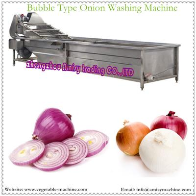 AMISY - Bubble Type Onion Washing Machine