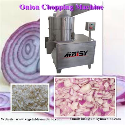AMISY - Automatic Onion Chopping Machine