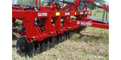 Salford - Model 9700 CTS - Multi-Purpose Primary Tillage