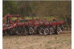 Salford Coil-Tech - Model I-1200 - 1, 5` Blade Spacing Surface Tillage