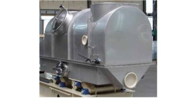 Shaking Fluid Bed Units Dryers