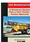Broadcast Sprayers Brochure