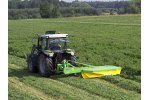 Rear - Model Z 010 - Drum Mowers