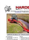 LR50160 - Hydraulic Boom Mower Brochure